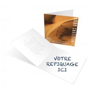 TERRES - CARTE DE VOEUX
