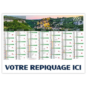REGIONAL QUERCY / DORDOGNE 2020 - STANDARD RIGIDE