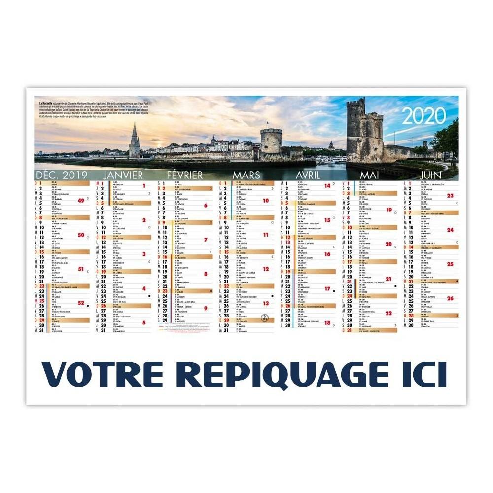 REGIONAL Charente maritime 2020 - STANDARD RIGIDE - La Rochelle