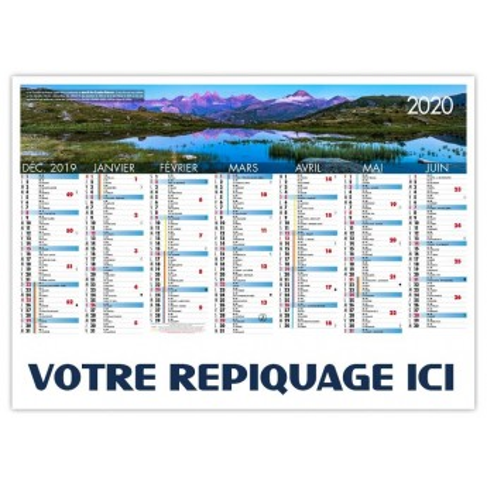REGIONAL ALPES 2020 - STANDARD RIGIDE