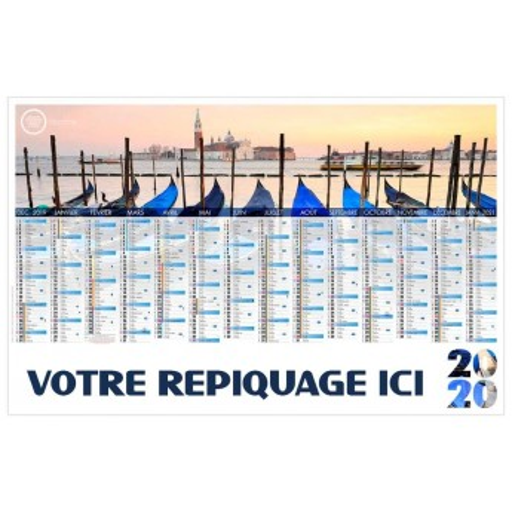 BANCAIRE VENISE 2020 - MAXI RIGIDE