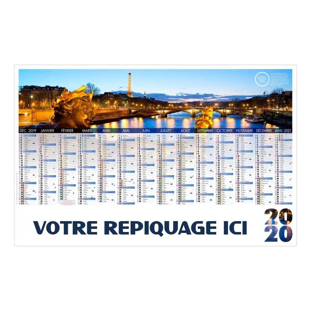 BANCAIRE SITE PARIS 2020 - MAXI RIGIDE