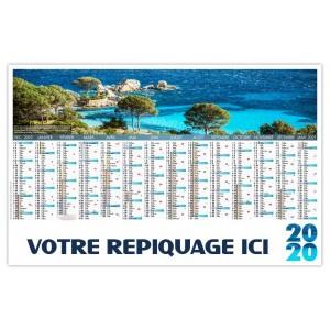 BANCAIRE SITE TAMARICCIU 2020 - MAXI RIGIDE