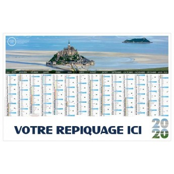 BANCAIRE SITE MONT SAINT MICHEL 2020 - MEDIUM RIGIDE