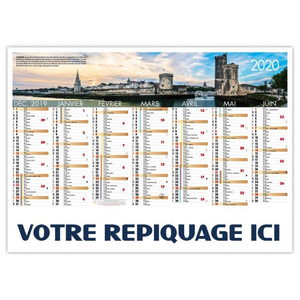 BANCAIRE REGIONAL CHARENTE MARITIME 2020 - MINI RIGIDE