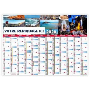RIGIDE - PLANNING TERRES BRETONNES 2020 EFFAÇABLE