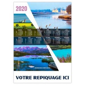PAYSAGES DE FRANCE 2020 - POSTER