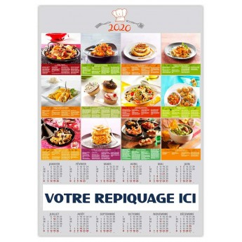 RECETTES - POSTER