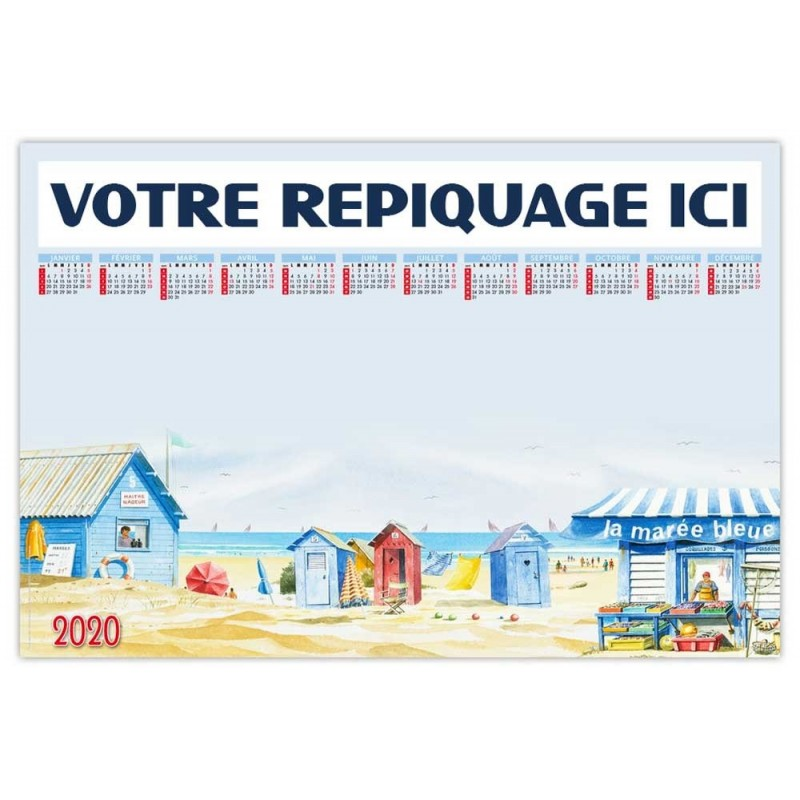 ATLANTIQUE 2020 - SOUS-MAIN ILLUSTRÉ