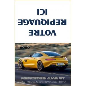 AUTOS 2020 - CALENDRIER DE POCHE
