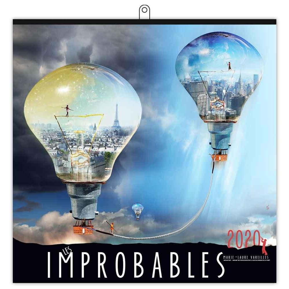 LES IMPROBABLES 2020 - 7 FEUILLETS