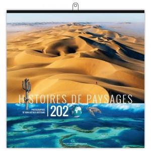 HISTOIRES DE PAYSAGES 2020 - 7 FEUILLETS