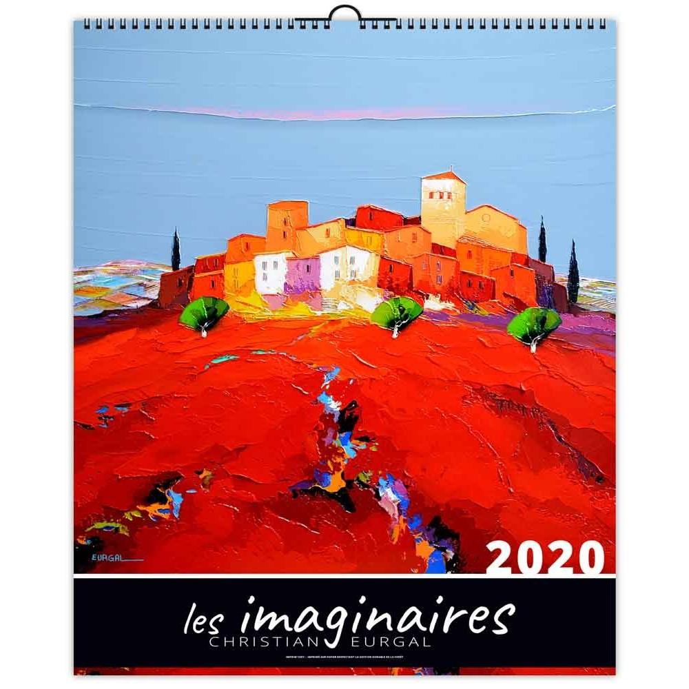 LES IMAGINAIRES 2020 - SPIRALE 7 FEUILLETS