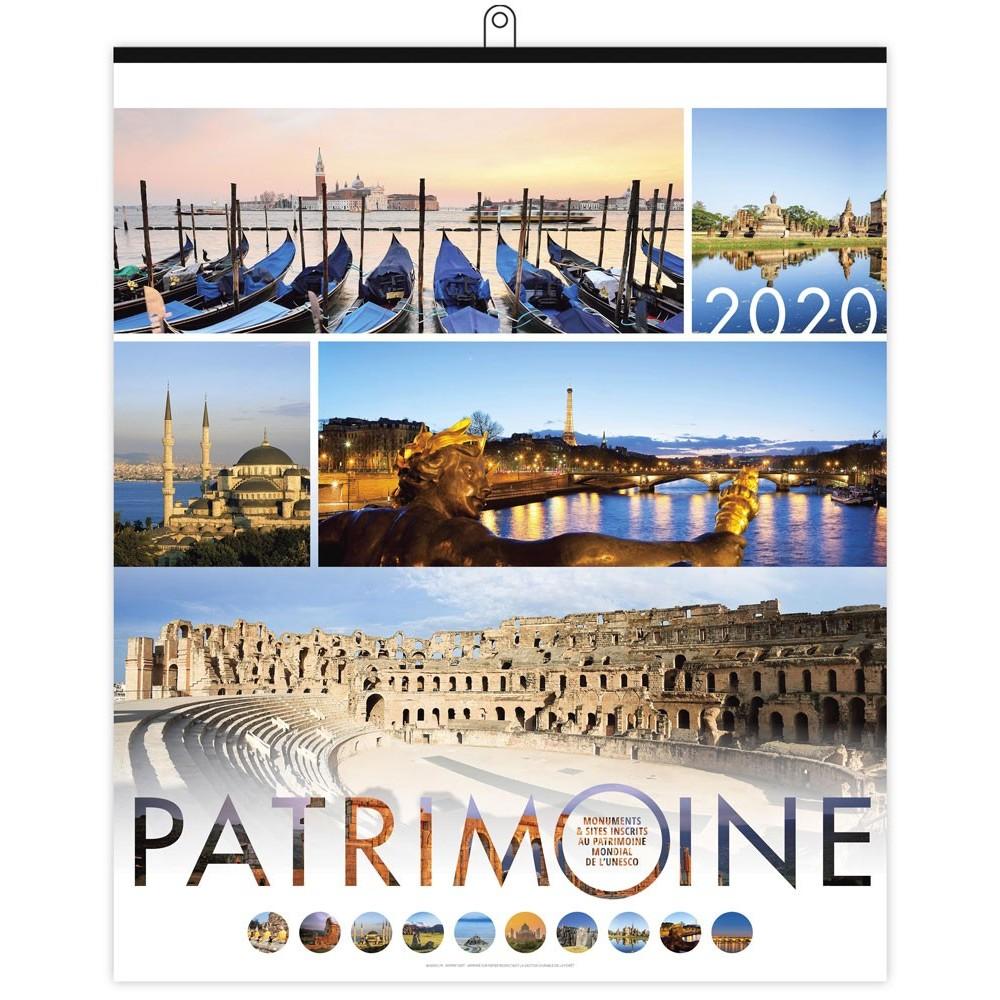 PATRIMOINE 2020 - 7 FEUILLETS