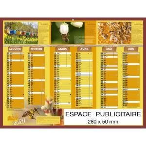 BANCAIRE LE MIEL 2020 - STANDARD RIGIDE