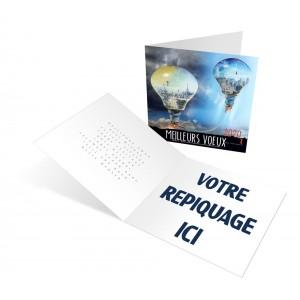 IMPROBABLES - CARTE DE VOEUX 2020