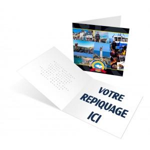BRETAGNE - CARTE DE VOEUX 2020