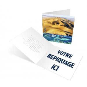 HISTOIRES DE PAYSAGES - CARTE DE VOEUX 2020