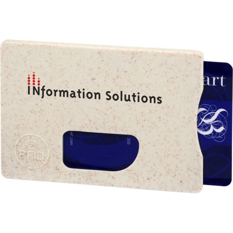PORTE-CARTE RFID DURABLE