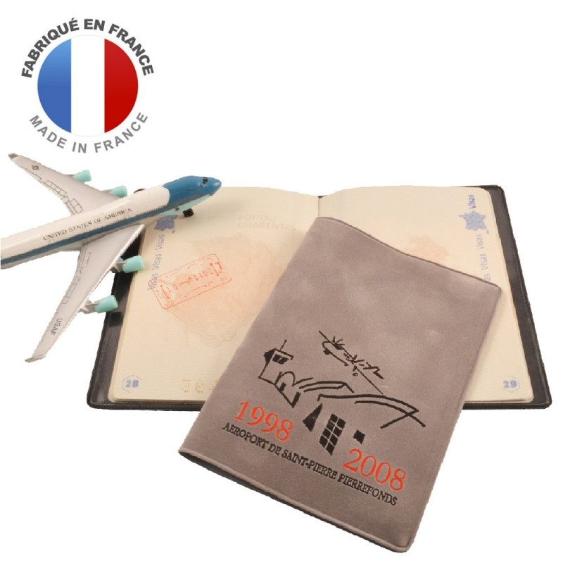 Couverture de passeport