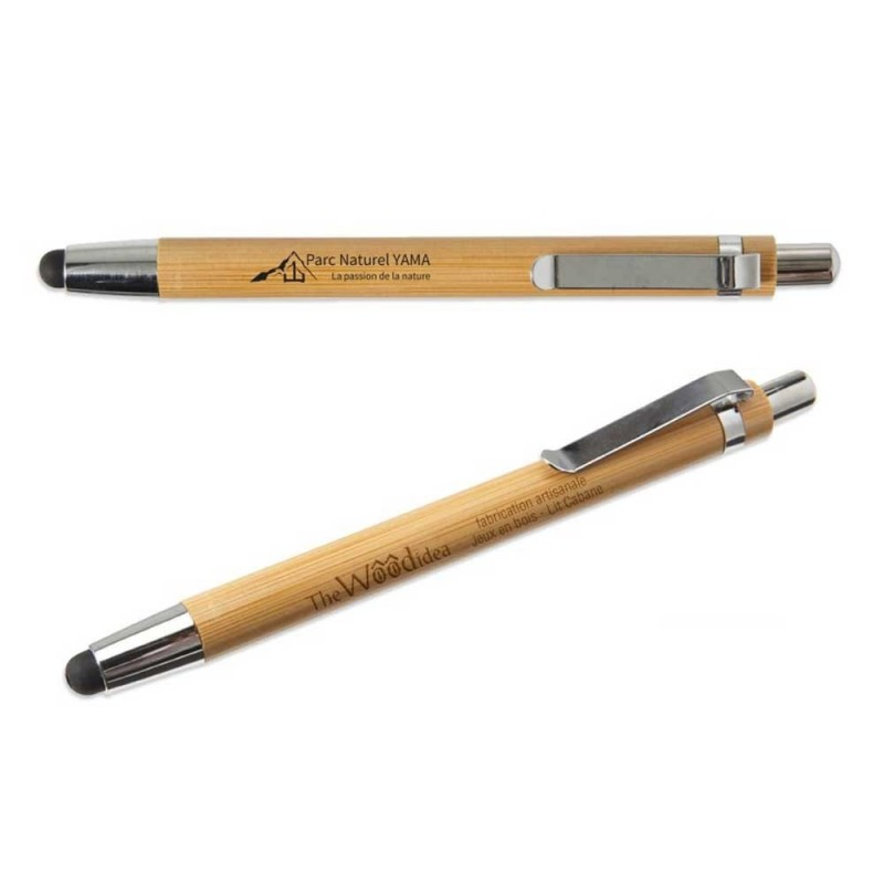 STYLO BILLE BAMBOU ECO-TOUCH