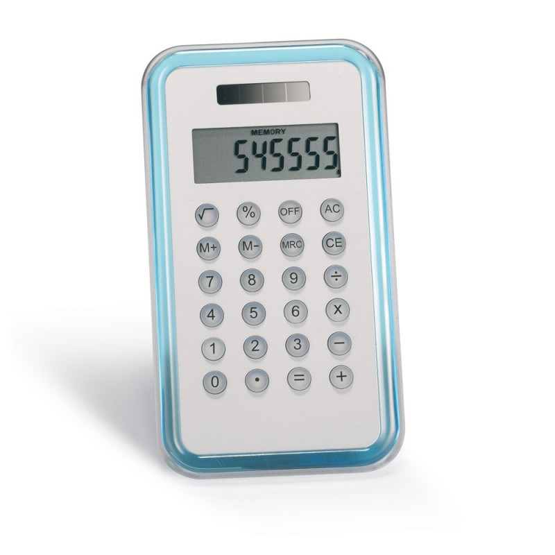 CALCULATRICE DESIGN DUAL