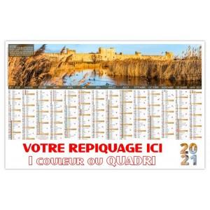 BANCAIRE CAMARGUAIS 2021 - MAXI RIGIDE
