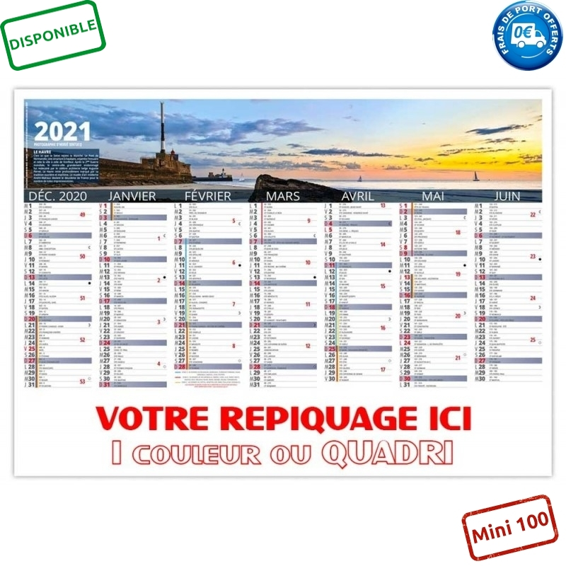 REGIONAL NORMANDIE 2021 - MEDIUM RIGIDE