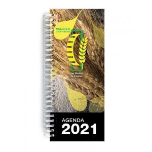 AGENDA DE CAISSE SPIRALE CRÉATION 2021