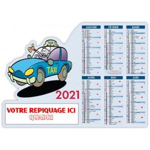 PRO TAXI DECOUPÉ 2021 - SOUPLE CARTON