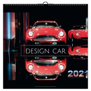 DESIGN CAR 2021 - MURAL SPIRALE 7 FEUILLETS
