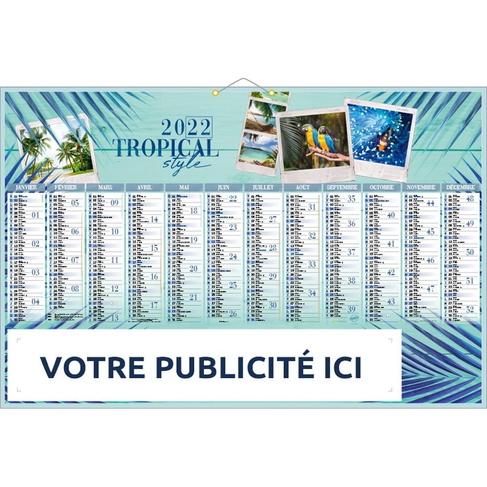 EXOTIQUE TROPICAL 2022 - MAXI RIGIDE