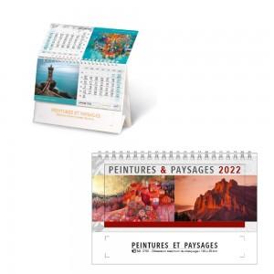 PEINTURES & PAYSAGES 2022 - CHEVALET PVC