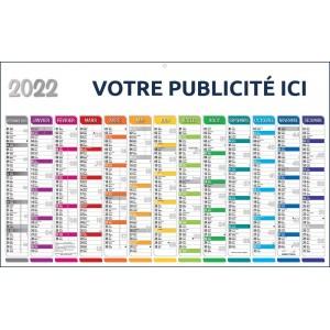 BANCAIRE ORGANISATEUR 2022 - MAXI RIGIDE