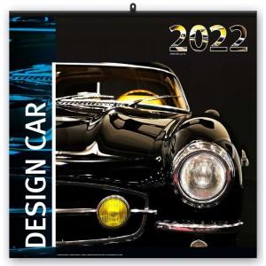 DESIGN CAR 2022 - MURAL 7 FEUILLETS