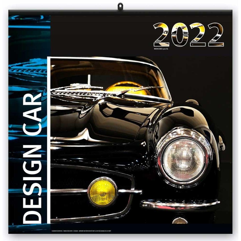 DESIGN CAR - MURAL BAGUETTE 7 FEUILLETS