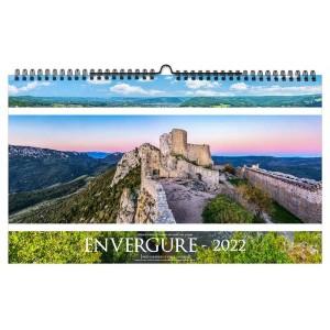 ENVERGURE 2022 - MURAL 13 FEUILLETS