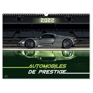 AUTOMOBILES DE PRESTIGE 2022 - MURAL 13 FEUILLETS