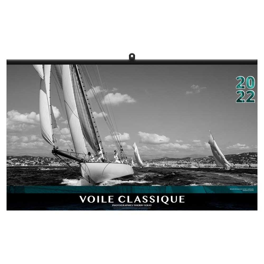 VOILE CLASSIQUE 2022 - MURAL 7 FEUILLETS