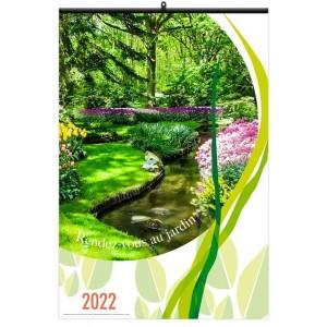 RENDEZ-VOUS AU JARDIN 2022 - MURAL 7 FEUILLETS