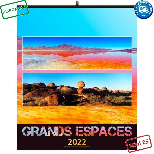 GRANDS ESPACES 2022 - MURAL 7 FEUILLETS
