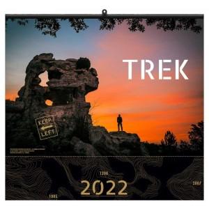TREK 2022 - MURAL 7 FEUILLETS