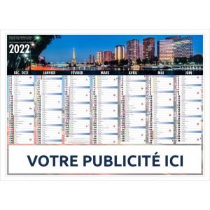 REGIONAL CAPITALE PARIS 2022 - STANDARD RIGIDE