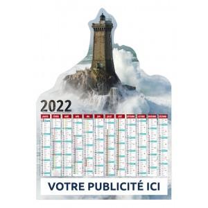BANCAIRE VERTICAL RIGIDE DÉCOUPÉ PHARE - 2022