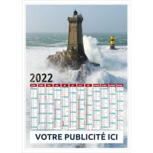 BANCAIRE VERTICAL RIGIDE PHARE - 2022