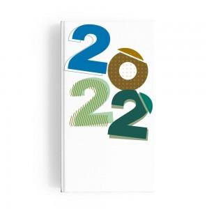 AGENDA POCHE MINI ACTUEL 2022