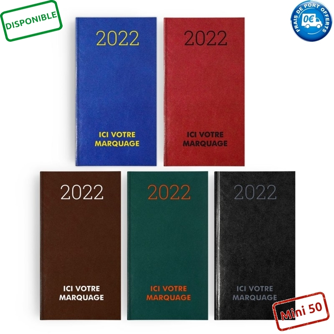 AGENDA POCHE MINI PARIS 2022