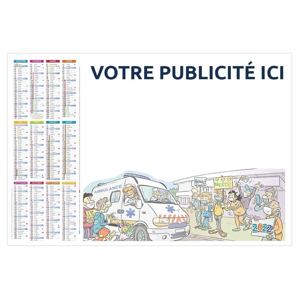 L'AMBULANCIER 2022 - SOUS-MAIN BUREAU