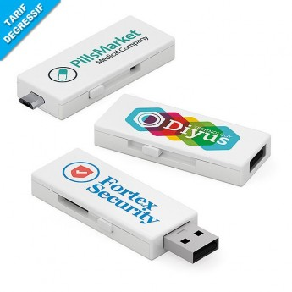 CLEF DUO MICRO/USB