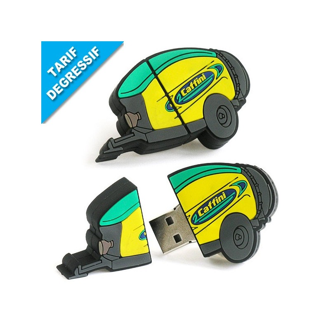 CLEF USB CRÉATION 2D